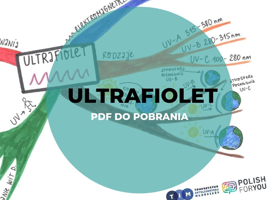 Ultrafiolet – mapa myśli
