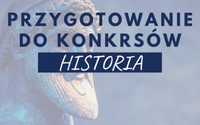Lektury do konkursów – Historia